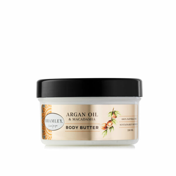 Argan Oil & Macadamia Body Butter