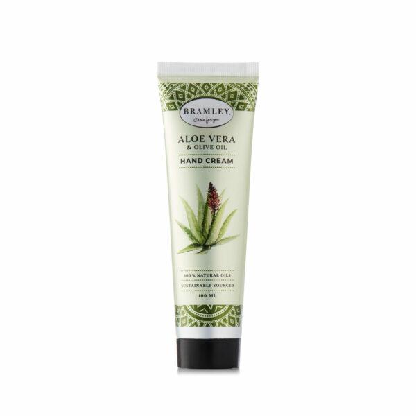 Aloe & Olive Oil Hand Cream