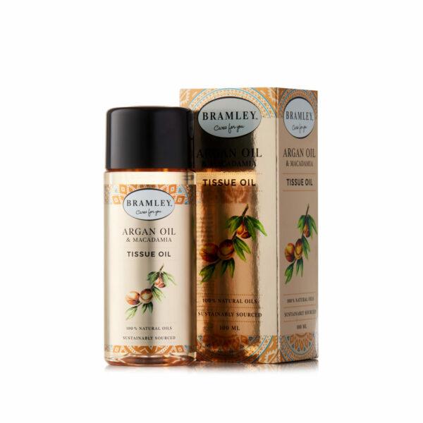 Argan Oil & Macadamia Tissue Oil