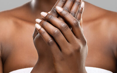 Common causes for dry hands