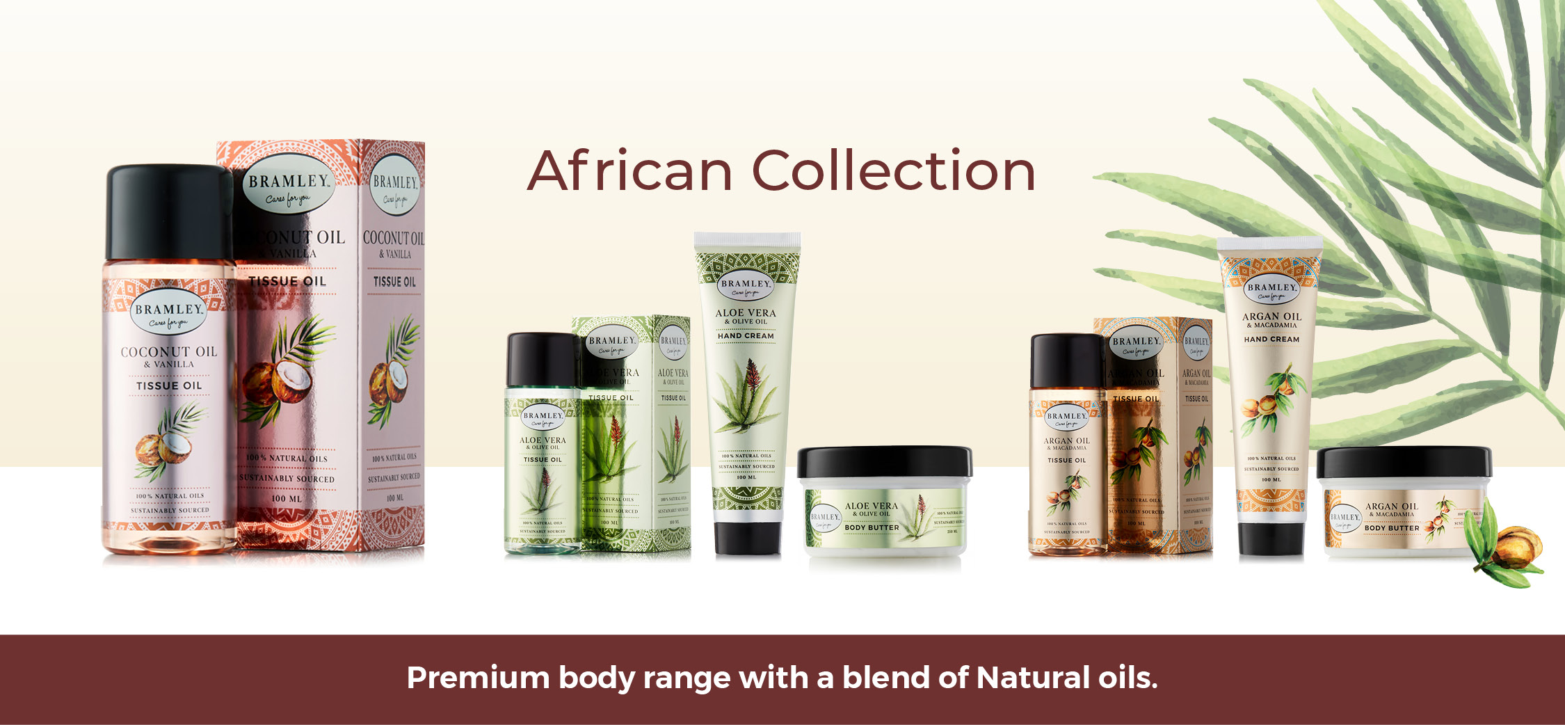African Collection Mobile Banner